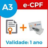 e-cpf-a3-1ano-cartao-leitora