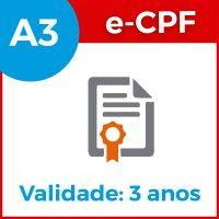 e-cpf-a3-3anos
