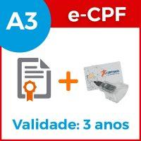 e-cpf-a3-3anos-cartao-leitora